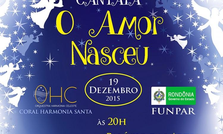 Grupo coral e orquestra apresentam cantata natalina no Palácio das Artes neste sábado