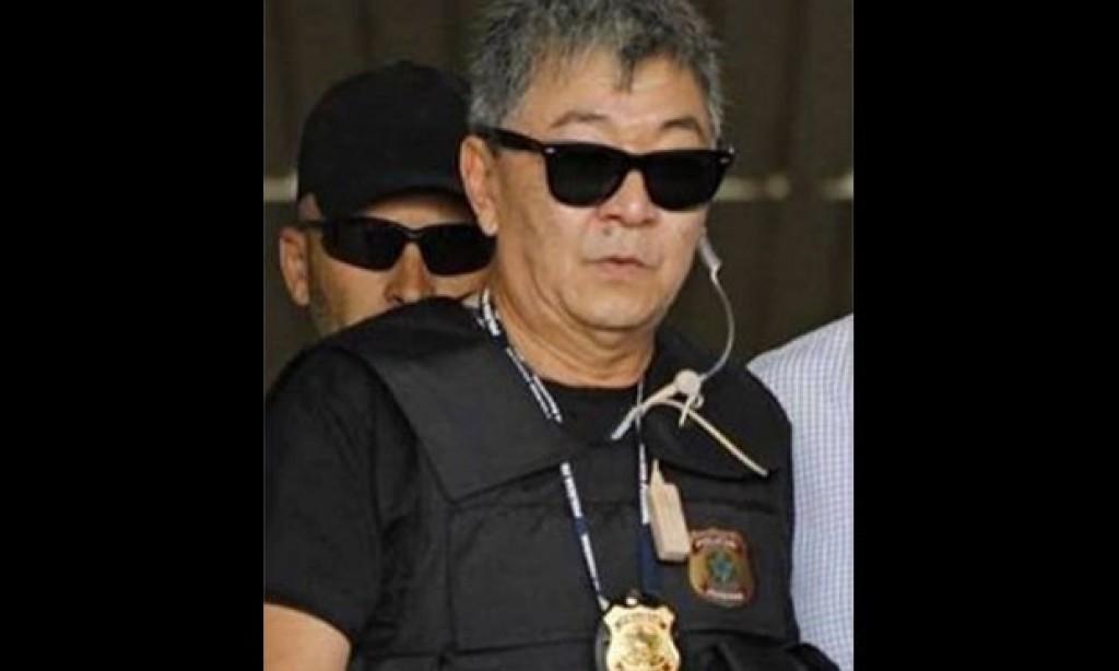 Após fama, polícia muda função do 'Japonês da Federal'
