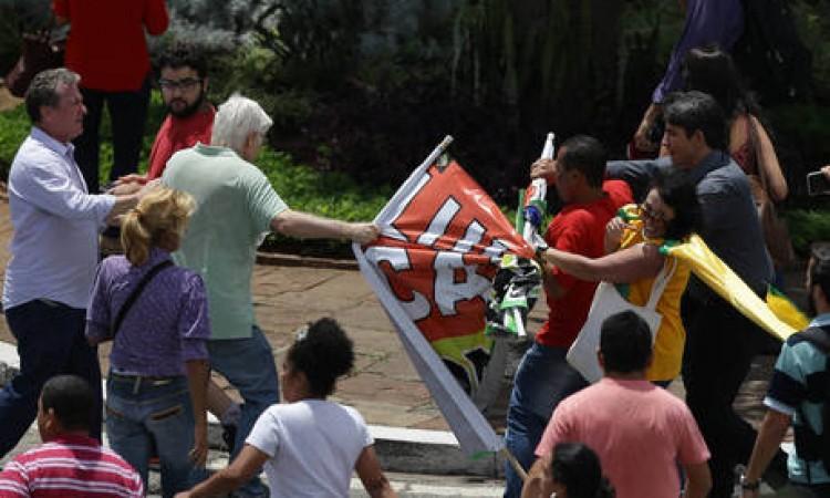Ministro do STF, Marco Aurélio Mello, teme por mortes nos atos de domingo