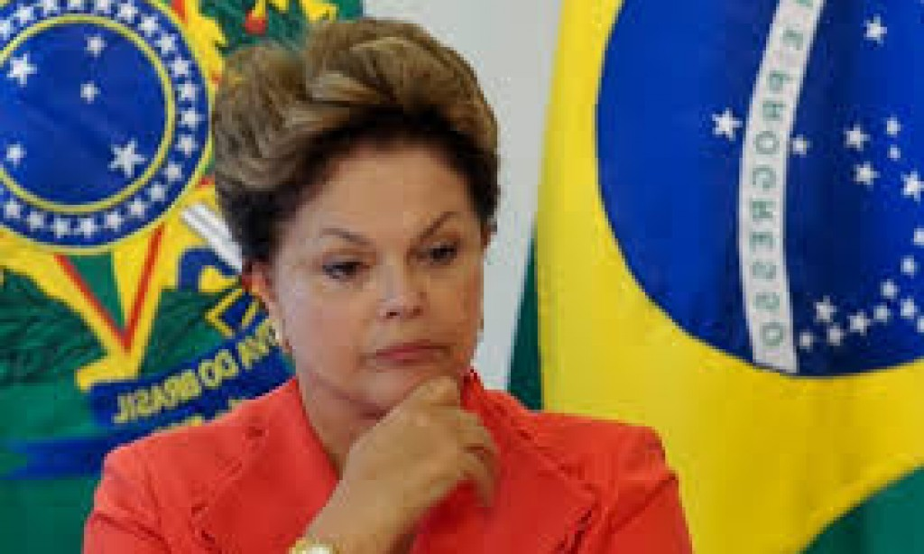 Votos do Impeachment de Dilma até o momento:  277  a favor e  114 contra