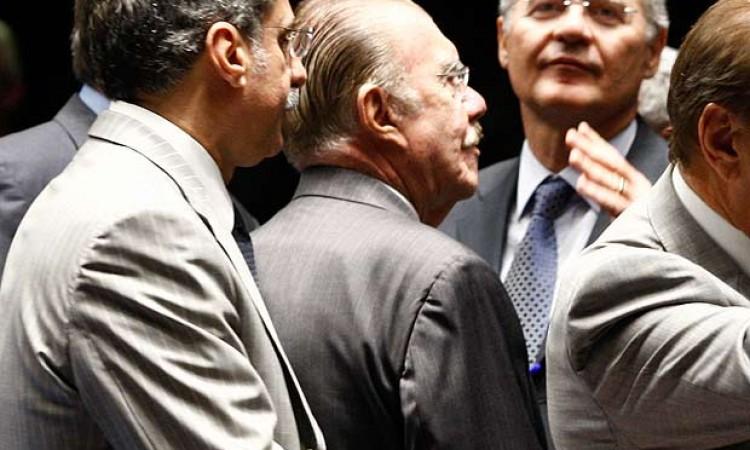 Políticos do PMDB acertavam versões contra a Lava Jato, diz Janot