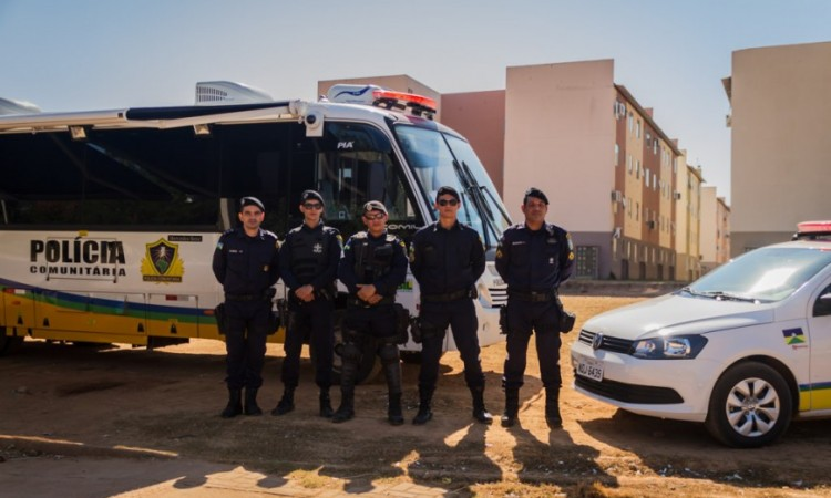 Plano para prevenção e o uso de tecnologia para segurança no Residencial Orgulho do Madeira, em Porto Velho