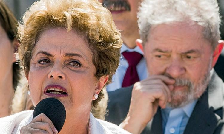 O PT rasga a bandeira de Dilma