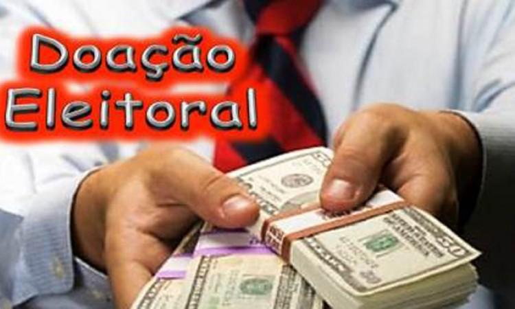 Ao contrário do Brasil, EUA aceitam doação de empresa