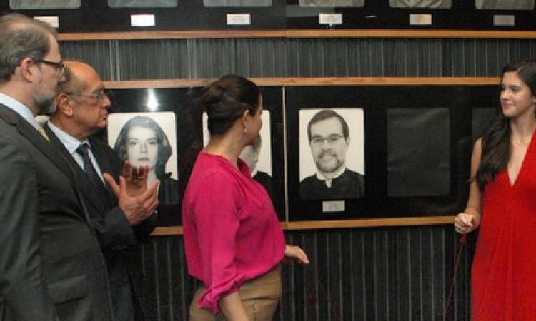 Ministro Dias Toffoli entra para a galeria de ex-presidentes do TSE