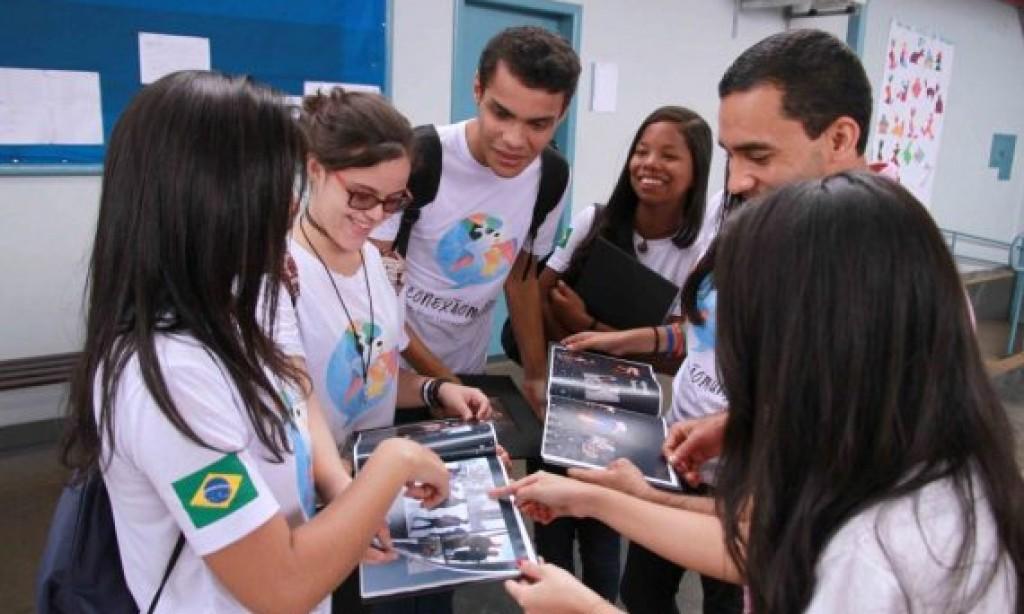 Seduc anuncia quarta-feira nomes dos estudantes contemplados para o Conexão Mundo