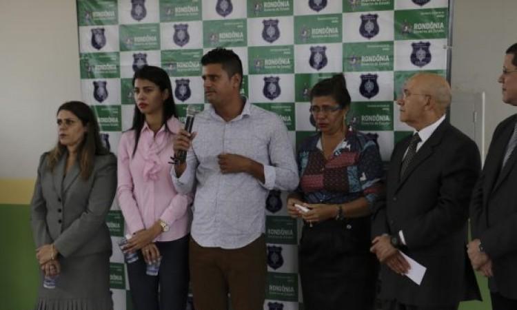Presídio Milton Soares abre mais 470 vagas no sistema penitenciário em Porto Velho