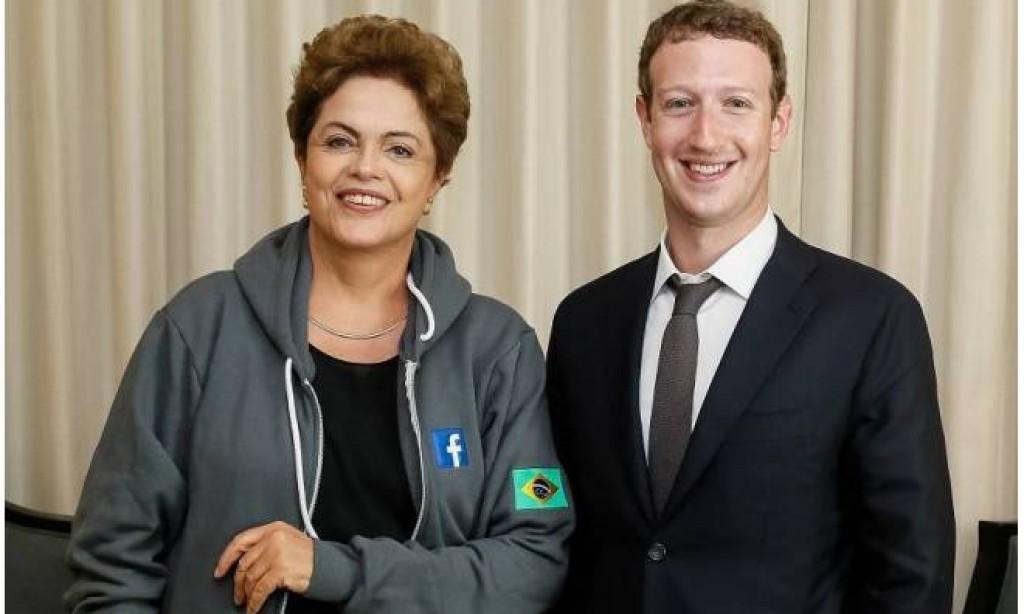 Política brasileira está entre os temas mais comentados no Facebook em 2016