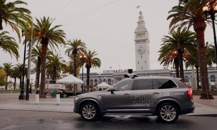 Uber é proibida de expandir serviço com carros autônomos nos EUA