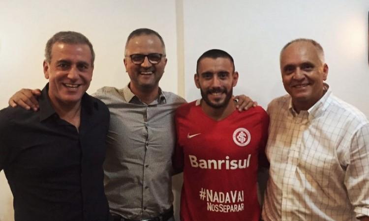 Internacional renova contrato de Alan Ruschel até o fim de 2018