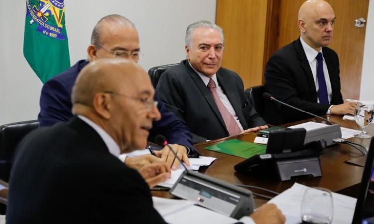 Confúcio Moura sugere recursos do fundo de telecomunicações para a segurança pública