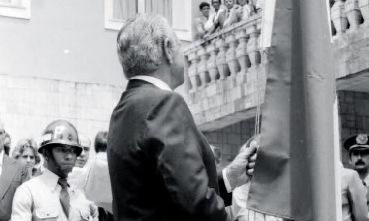Emoção e alegria marcaram o dia 4 de janeiro de 1982, dia da instalação do Estado de Rondônia