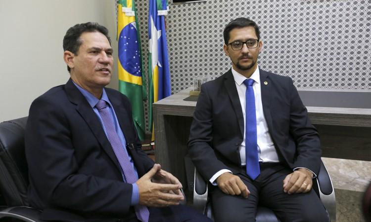 Maurão e Anderson pedem audiência para tratar da Reforma Previdenciária