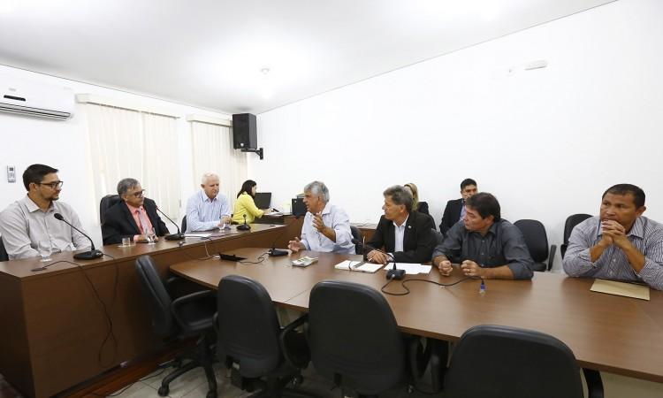 Comissão de Indústria e Comércio debate situação do Polo Industrial