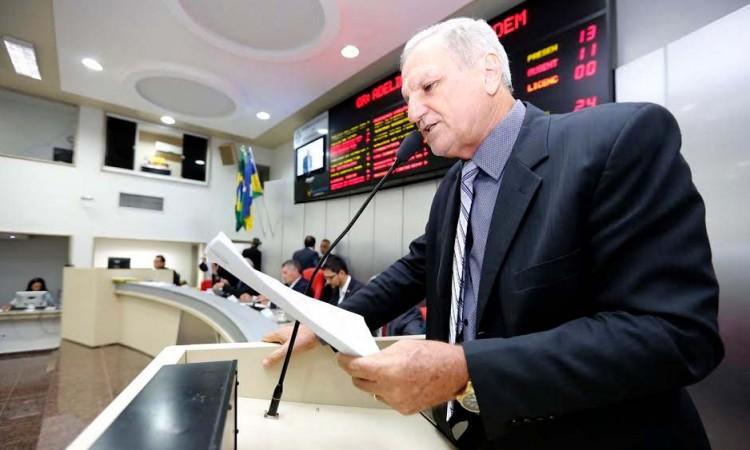 Deputado Adelino alerta para greve da Idaron na próxima semana