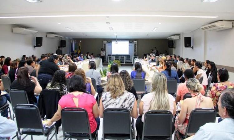 Encontro de gestores e técnicos estimula o planejamento estratégico na assistência social em Rondônia