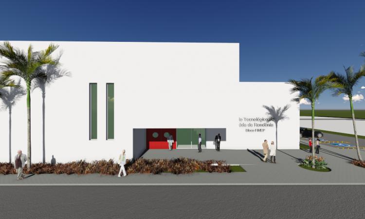 Polo de Saúde arquitetado por Osmar Niemeyer tem ordem assinada para construção em Porto Velho