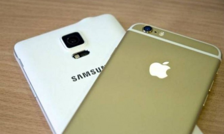 Chinesas ameaçam liderança de Samsung e Apple no mercado de smartphones