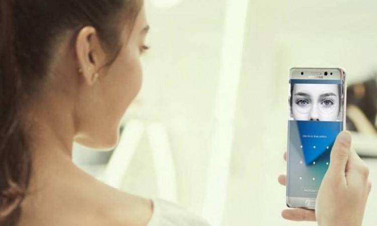 Leitor de íris do Galaxy S8 pode ser enganado com uma foto