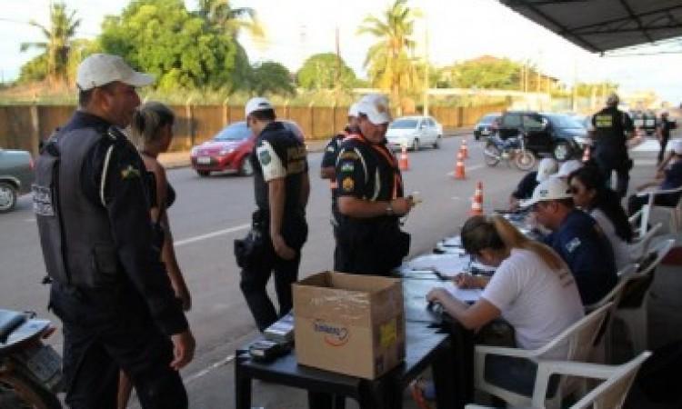 Ações de educação, fiscalização e policiamento de trânsito são reforçadas com investimento de R$ 4,6 milhões em Rondônia