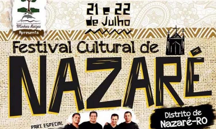 Prefeitura, através da Funcultural, apoia tradicional festival de Nazaré
