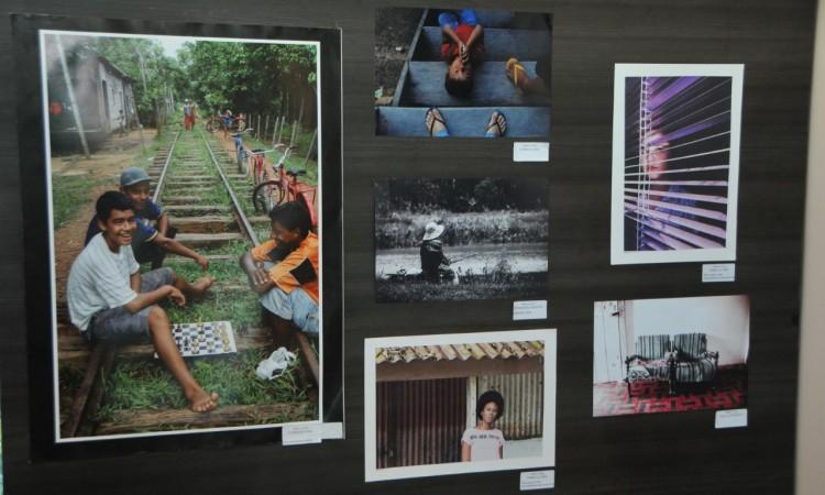 Está aberta a exposição de fotografias na biblioteca Francisco Meirelles e permanecerá até 21 de julho