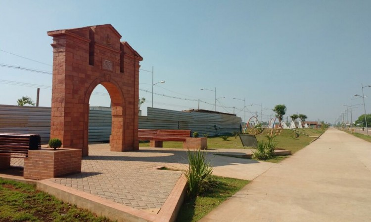 Concluída primeira etapa do Memorial Rondônia no Novo Espaço Alternativo de Porto Velho