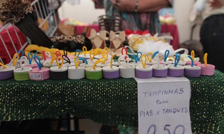 Governo de Rondônia fortalece artesanato com cadastro de artesãos e movimenta cerca de R$ 500 mil com realização de feiras