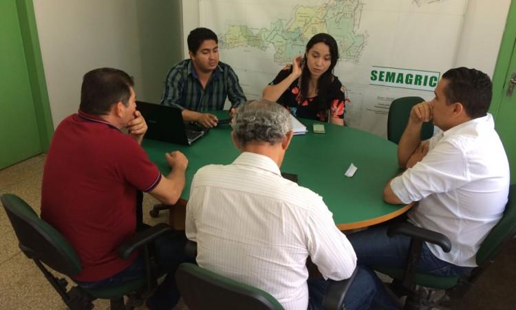 Prefeitura firma parceria para regularização fundiária rural