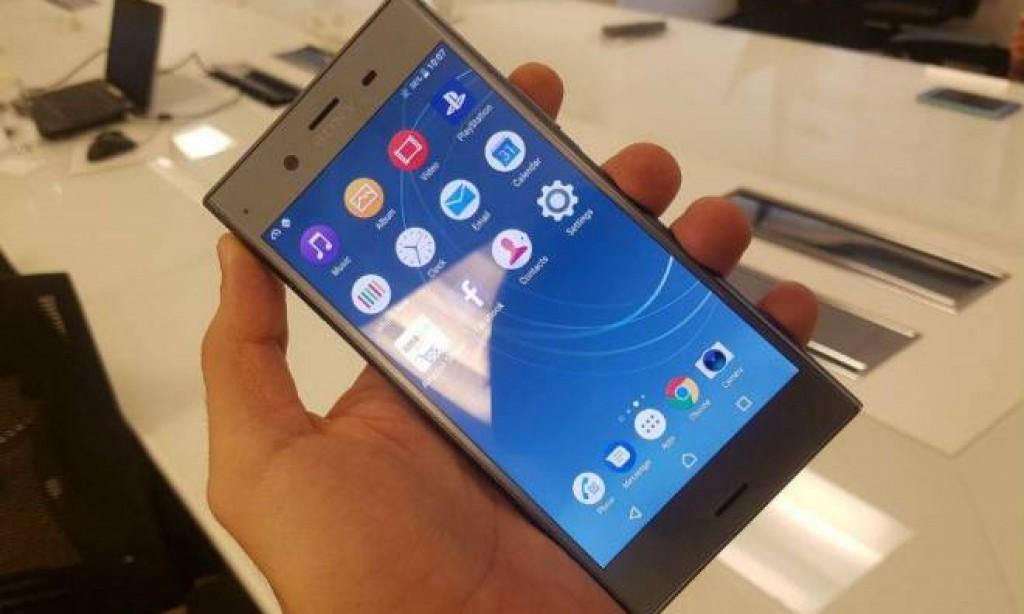 Sony Xperia XZ1 chega em outubro ao Brasil por R$ 3.799