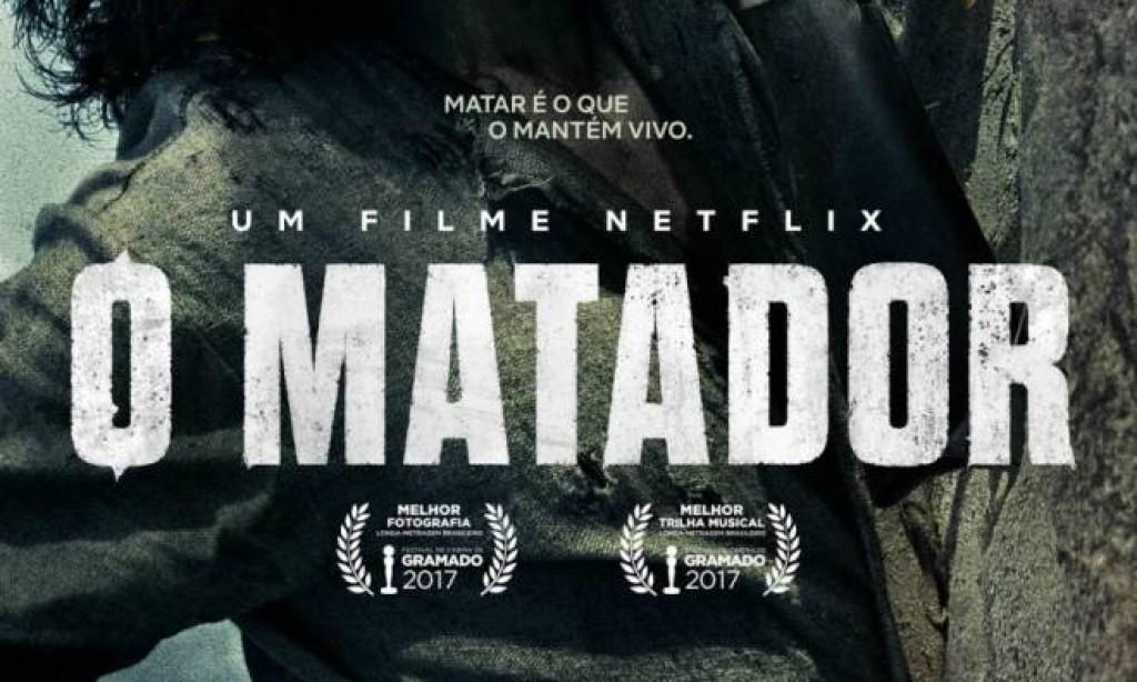 'O Matador', primeiro filme brasileiro da Netflix, ganha data de estreia
