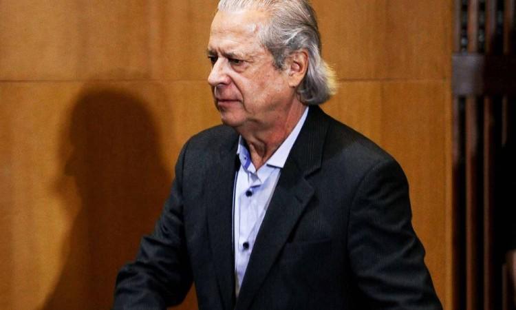 TRF aumenta pena e Dirceu é condenado a 30 anos de cadeia
