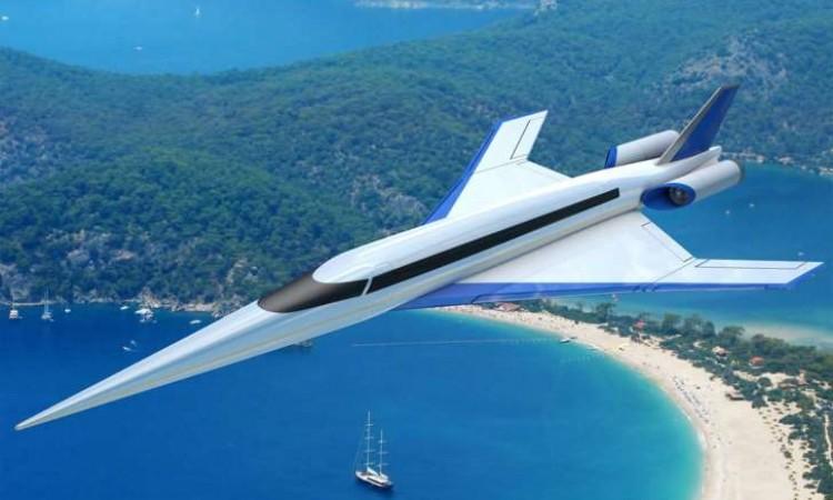 Avião que promete rota Brasil-EUA em 4 horas fará primeiro voo