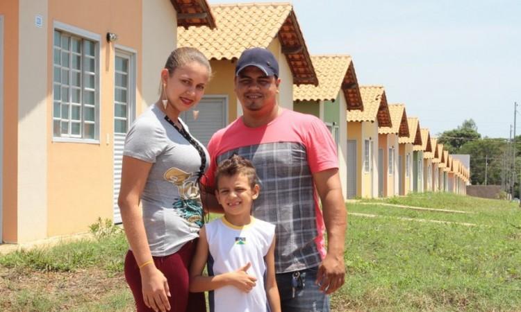 Déficit habitacional em Ji-Paraná é reduzido com a entrega de 800 moradias do Residencial Capelasso