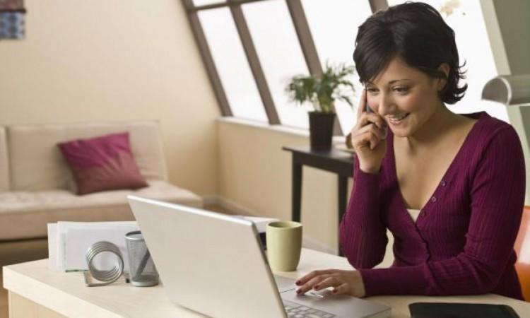 Por que trabalhar em casa pode ser bom para você e seu chefe